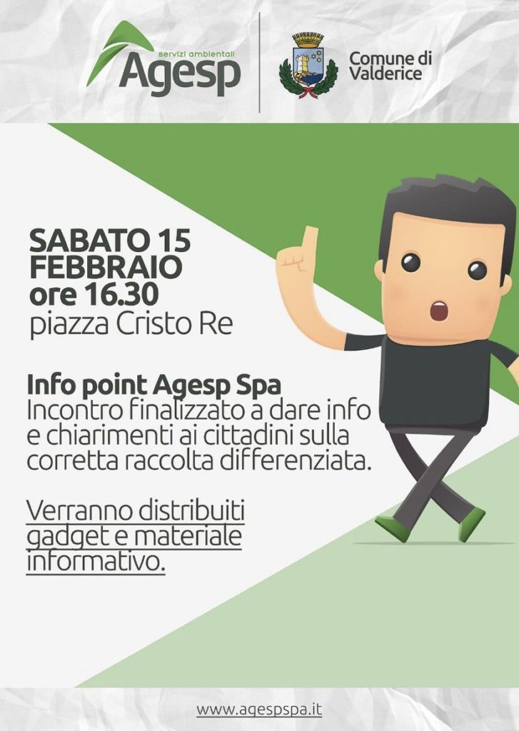 Infopoint AGESP SPA a Valderice
