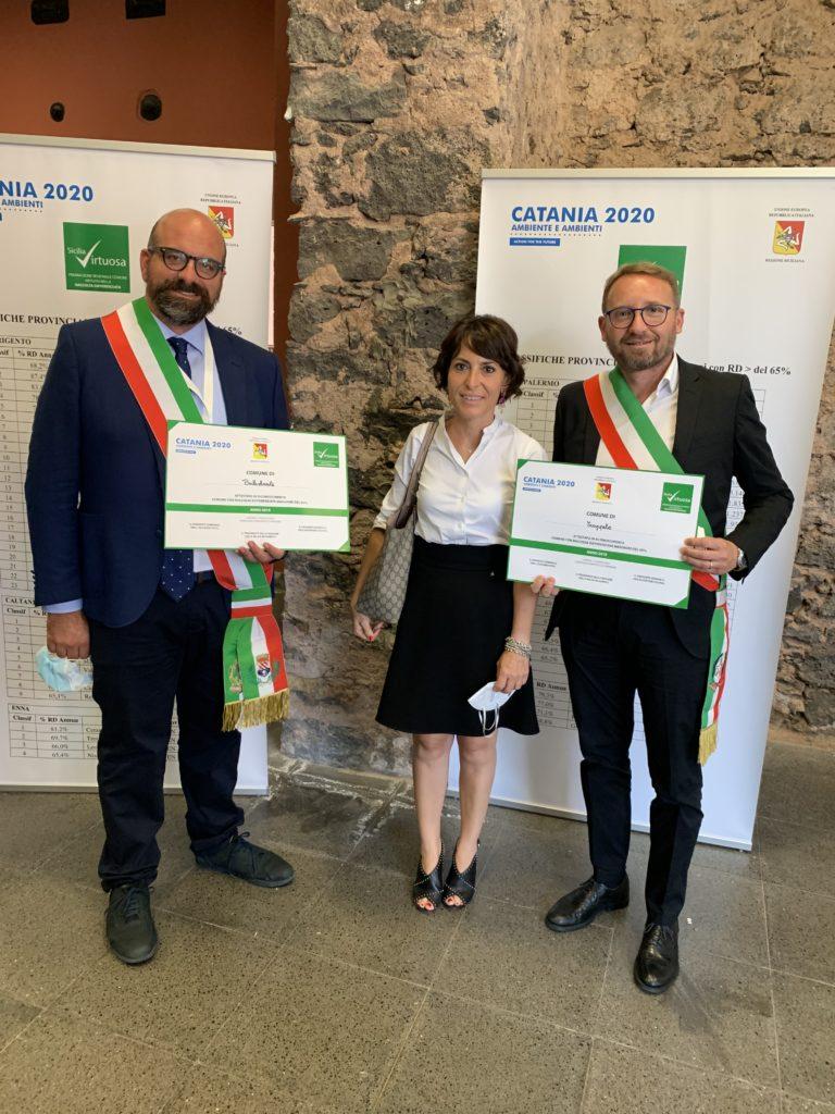 Comune di Balestrate premiato tra i 133 Comuni Virtuosi Siciliani