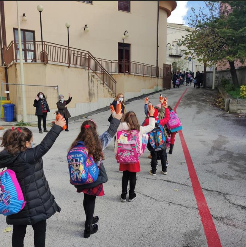 Scuola PLASTICFREE a Montelepre ♻️